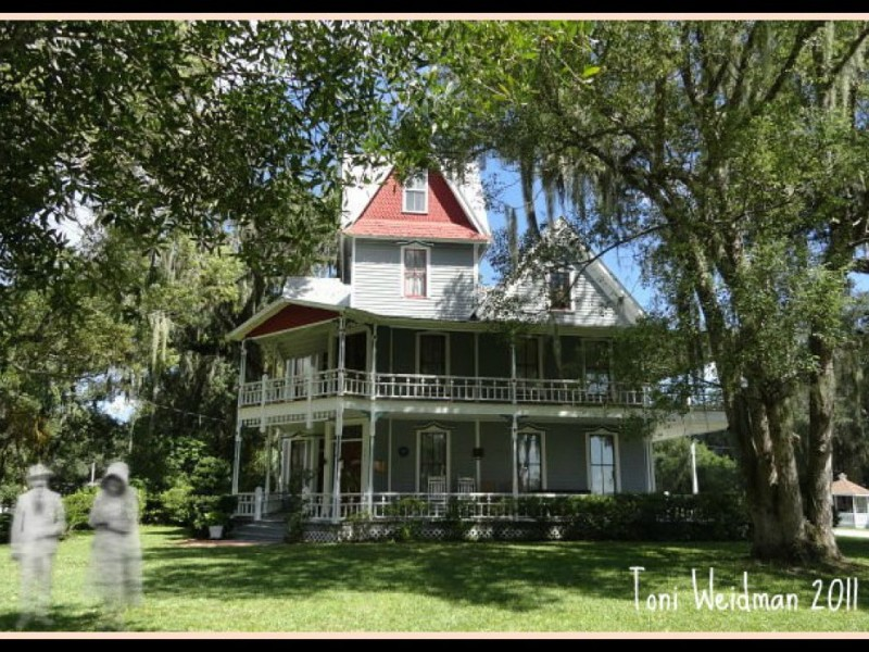 The May Stringer House In Brooksville Fl Is A Historic