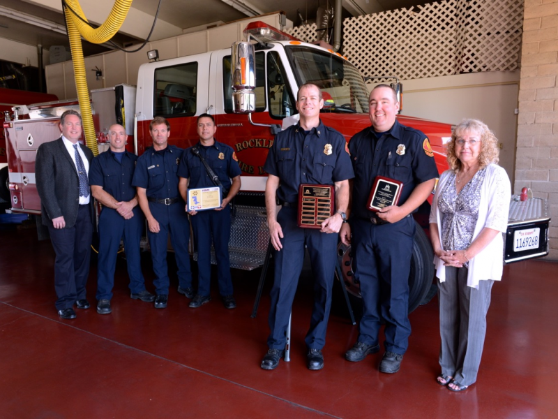 Roseville, Rocklin and GB paramedics honored during EMS ...