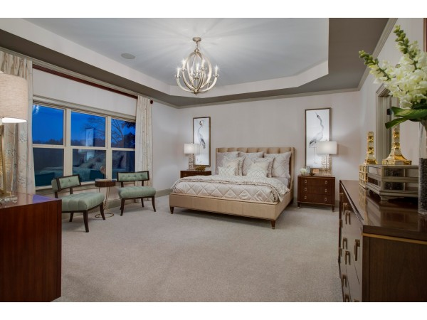 Decorated Model Homes: Traton Homes Opens Decorated Model Home At The Reserve At