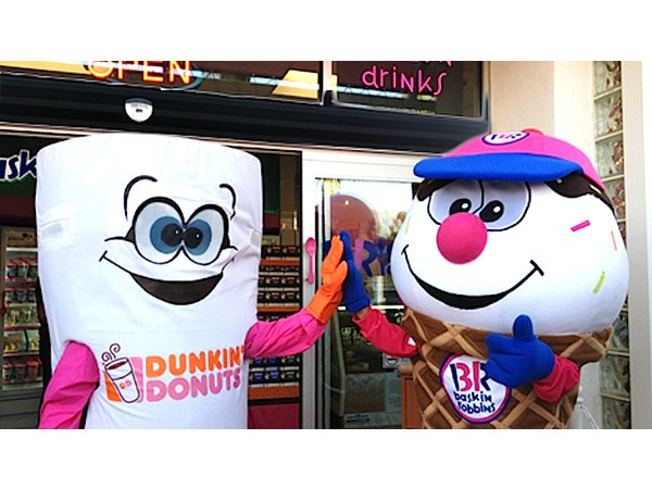Combo Dunkin Donuts And Baskin Robbins Store Coming To