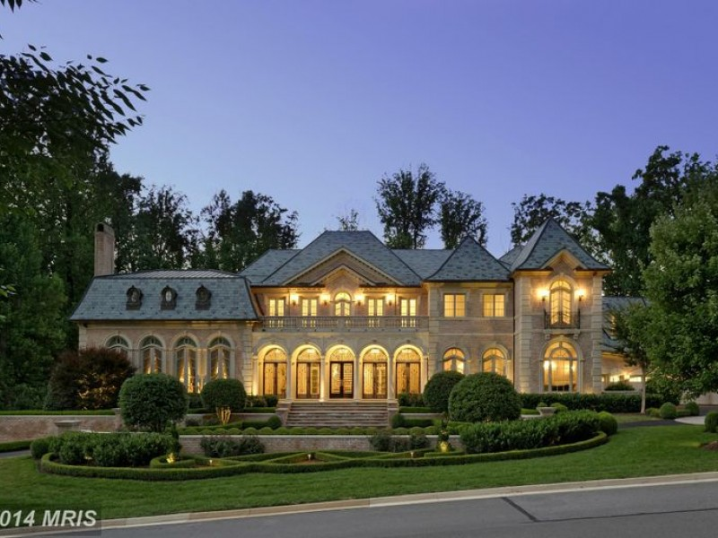 Mclean 39 Wow 39 House 12 5 Million Home In The Reserve