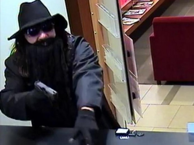 FBI Offers $30,000 in 'Black Hat Bandits' Serial Bank Robber Cases