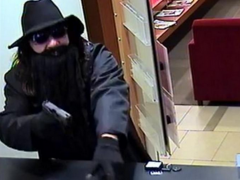 Robber Holding Gun Gun-toting Robbers Hold up