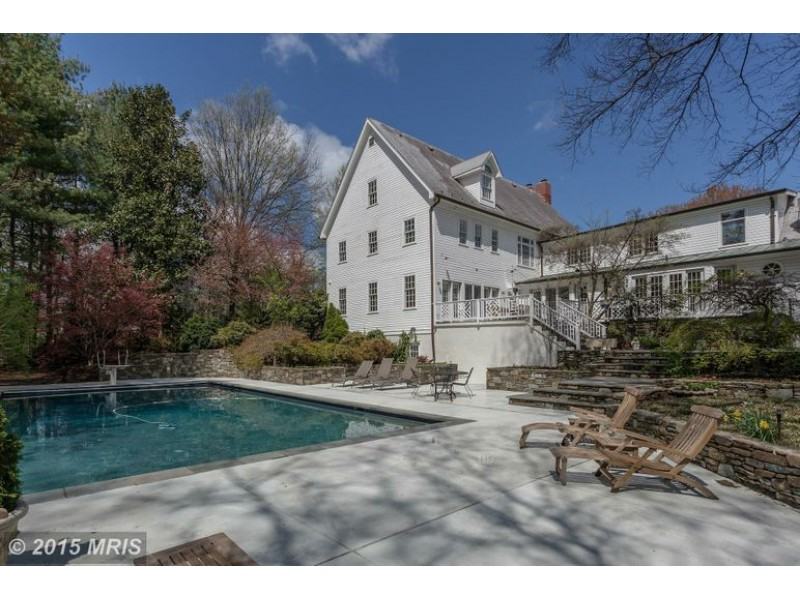 Arlington 39 Wow 39 House Historic Colonial On 1 2 Acres With Pool Arlington Va Patch