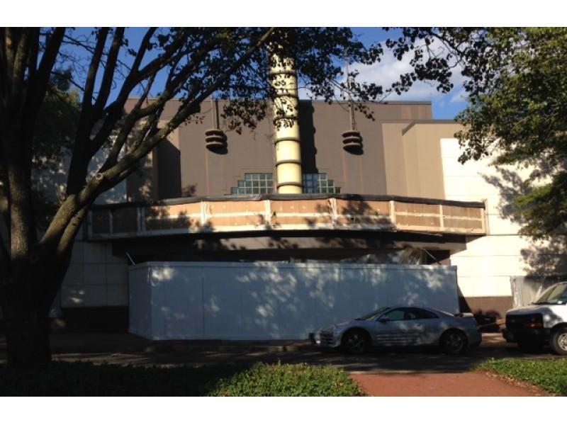 shirlington movie theater undergoing renovations