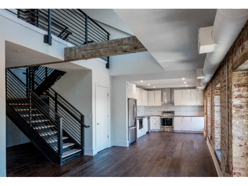 Cooper Carry Designed Industrial Lofts Open In Old Town