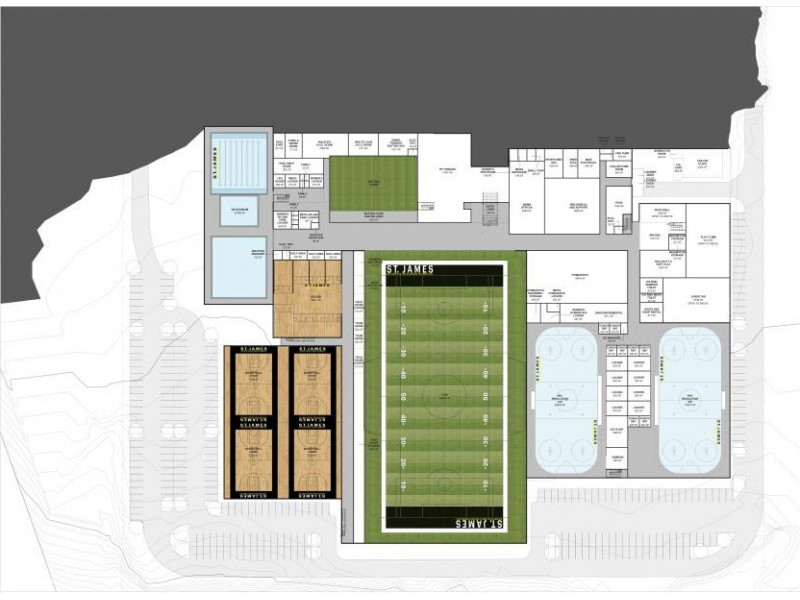 Mega Sports Fitness And Wellness Complex Approved For