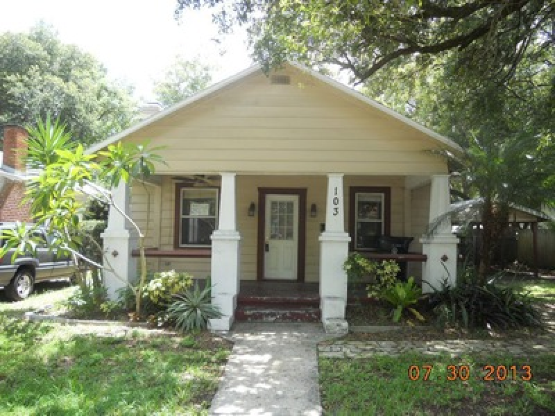 new homes for sale in seminole heights this week