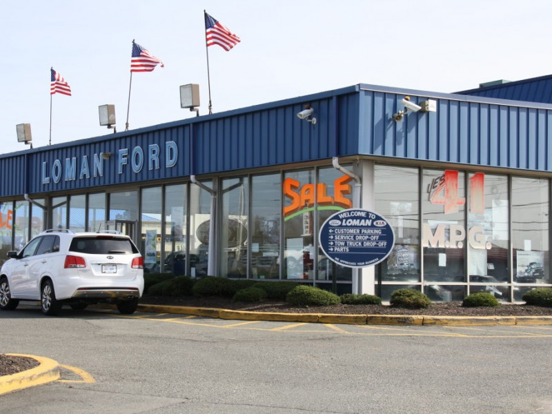 loman dealership turns down ford franchise woodbridge nj patch. Black Bedroom Furniture Sets. Home Design Ideas