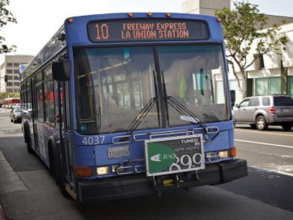 Santa monica big blue bus detours this weekend santa for 99 bus table