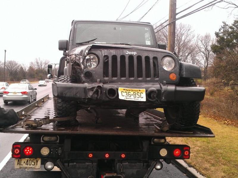 Bridgewater Nj Car Accident