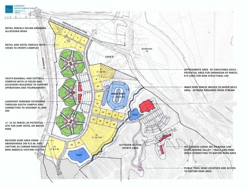 Lakepoint Details Plans For 5 Villages Job Applications