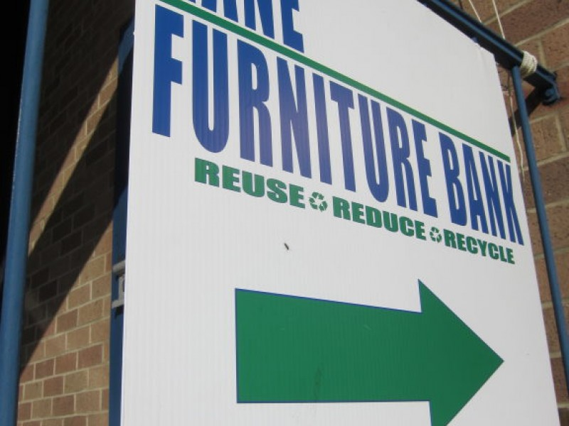 Company Helps Nonprofits Find Furniture