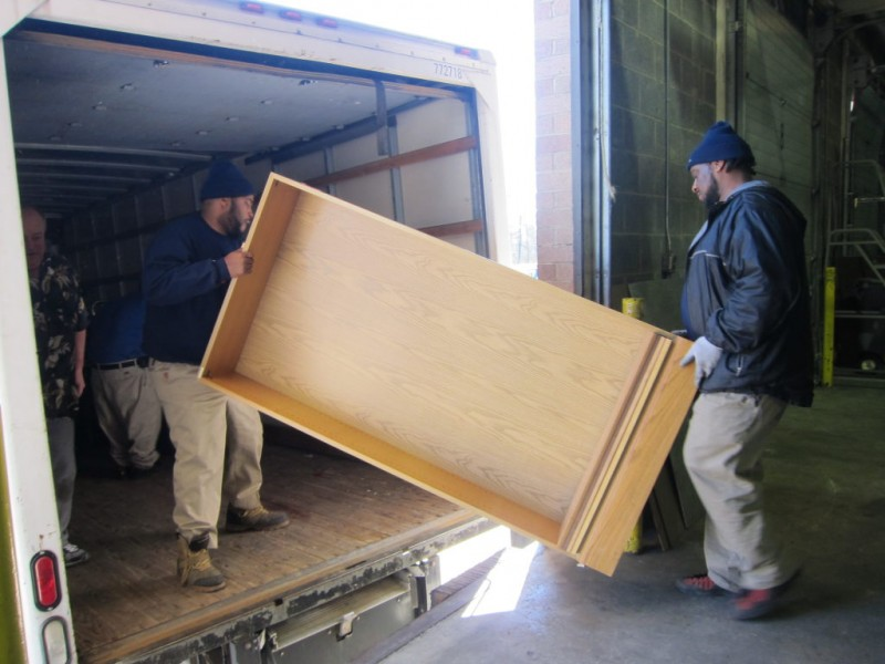 Company Helps Nonprofits Find Furniture Rockville Md Patch