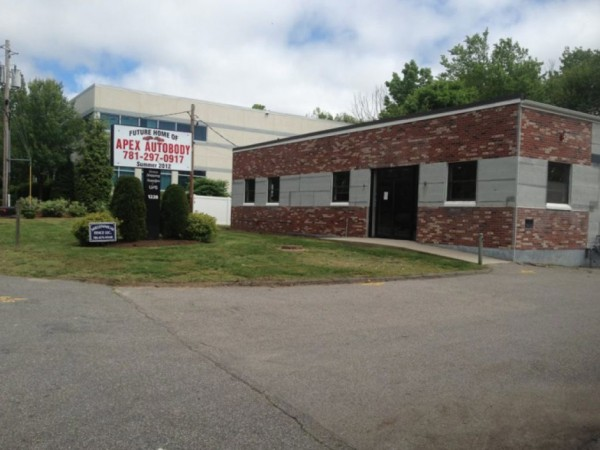 Apex autobody sets up shop at new stoughton location for Washington street motors norwood
