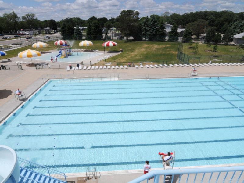 Not Cool Clammy Temps Almost Keeps Richfield Pool From