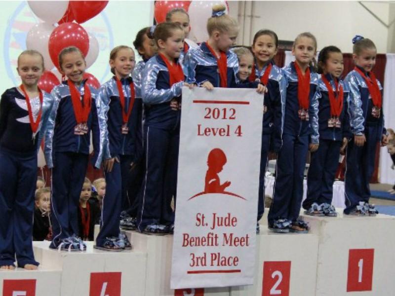level 4 gymnastics state meet 2012 illinois energy