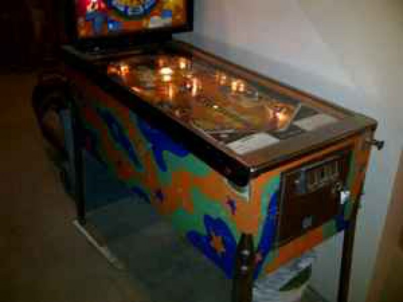 Craigslist Finds: Pinball Machine, Pool Table, Bowling Ball