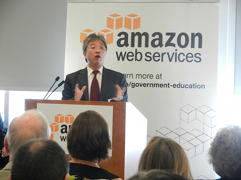 Amazon Web Services Celebrates Grand Opening of Herndon ...