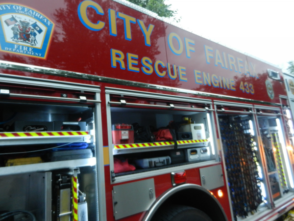 fire at car dealership shuts down portion of university drive fairfax city va patch. Black Bedroom Furniture Sets. Home Design Ideas