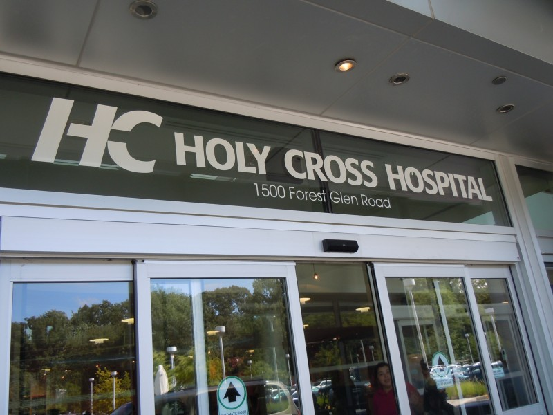 county honors holy cross hospital 50th anniversary wheaton md patch. Black Bedroom Furniture Sets. Home Design Ideas