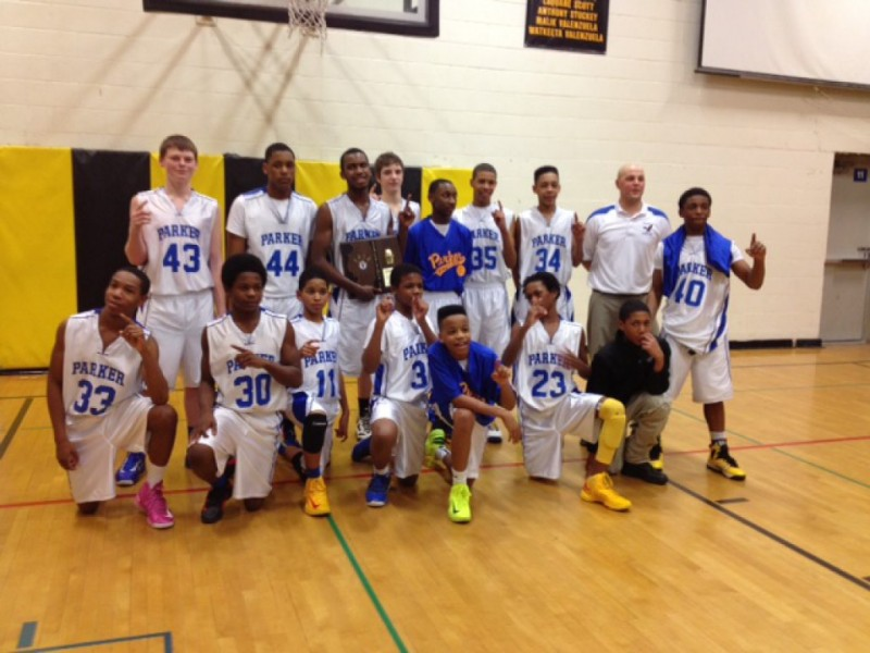 PARKER'S 8TH GRADE BOYS' BASKETBALL HEADS TO STATE ...