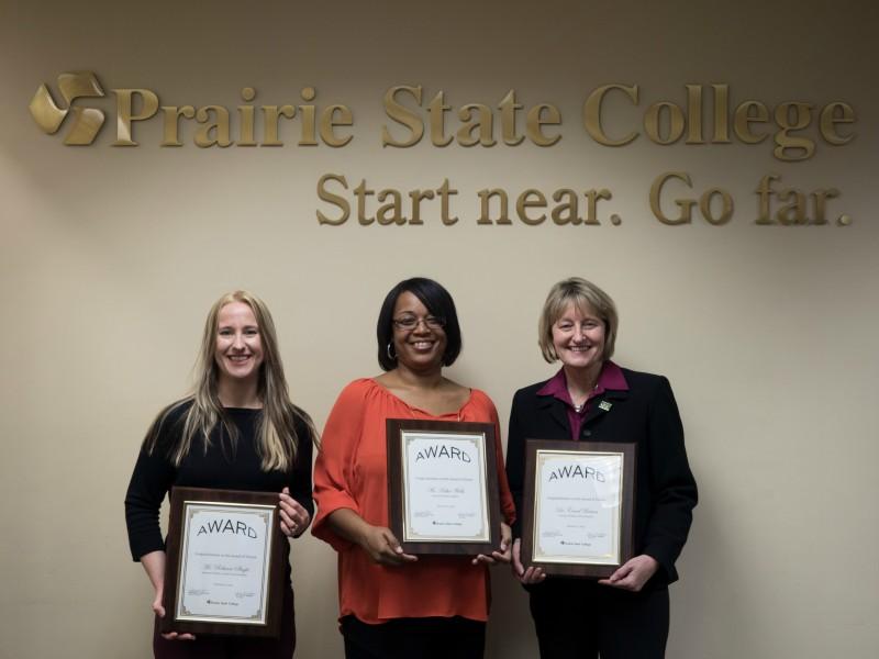 Prairies State College Library at Prairie State College