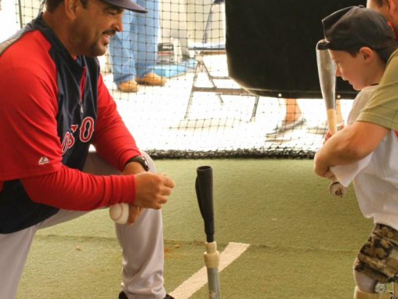 Special Olympics Athlete from Tarpon Gets Dream Day With Red Sox ...