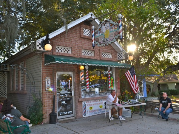 Barber Shop a Trendsetter for Historic Downtown - Palm Harbor, FL ...
