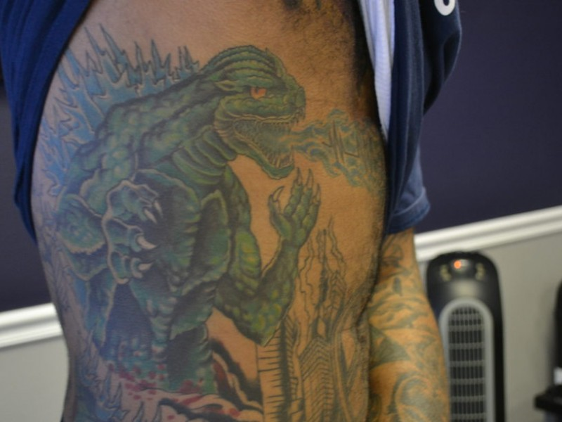 Legacy tattoo isn 39 t your typical parlor palm harbor fl for Palm springs tattoo shops