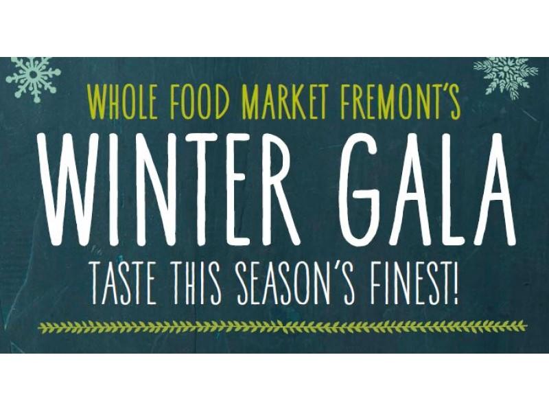 Whole Foods Holiday Gala