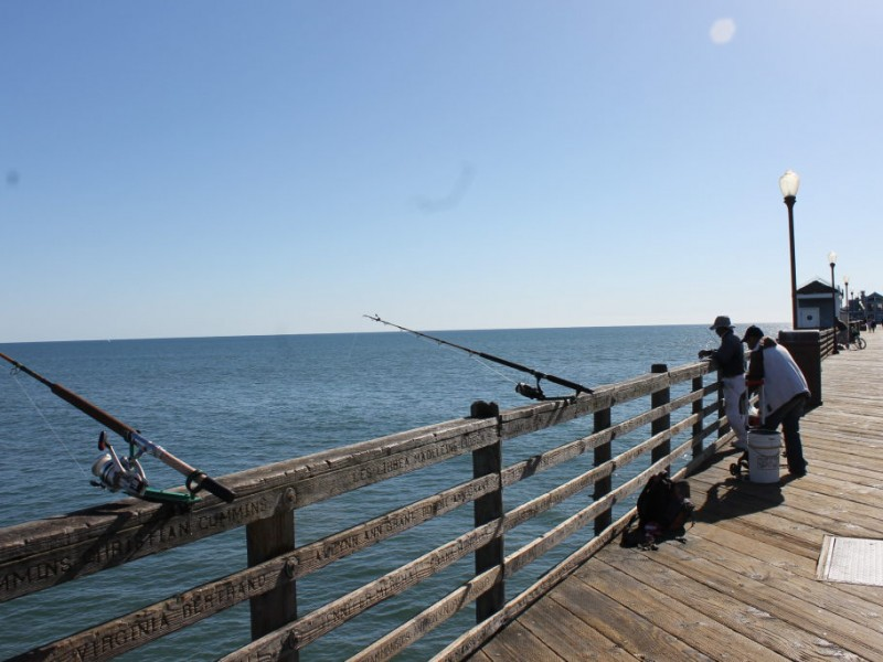 little known facts about fishing off the oceanside pier