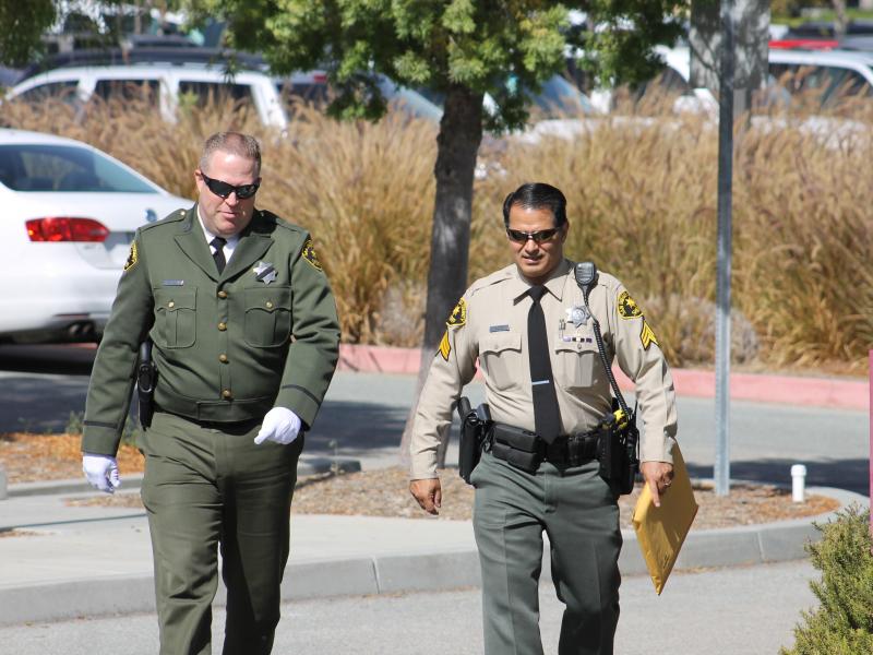 Life Of San Diego Sheriff S Deputy Michael Mcfarlan Patch