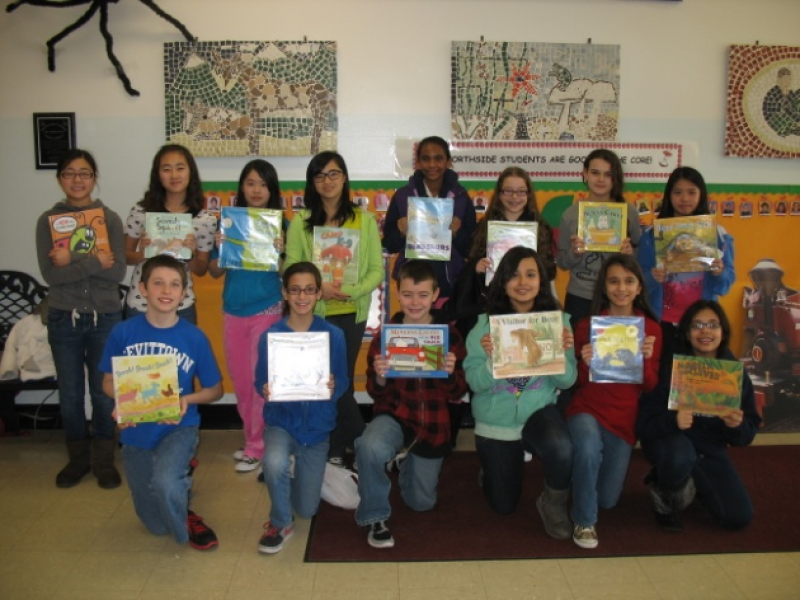 Wisdom Lane Participates In Collaboration Of Reading Program Levittown Ny Patch