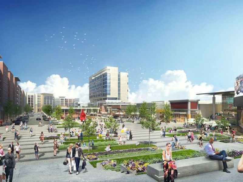Developer Unveils Plans For Revitalized Monmouth Mall In