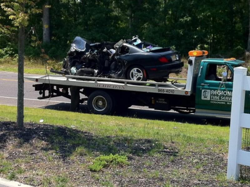 Car Accident Haddon Township