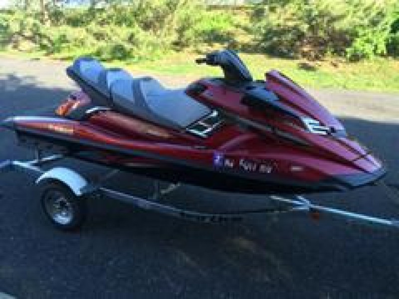 Cops: Wave Runner and Trailer Reported Stolen in Gloucester ...