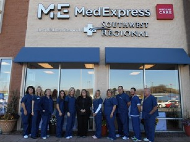 Med express branches