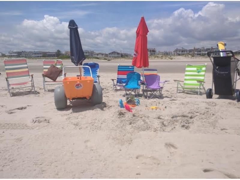 Beach Caddy New Jersey