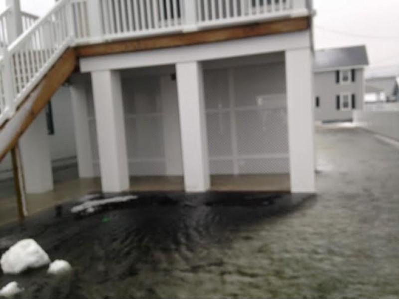Power shut off in part of Ocean City