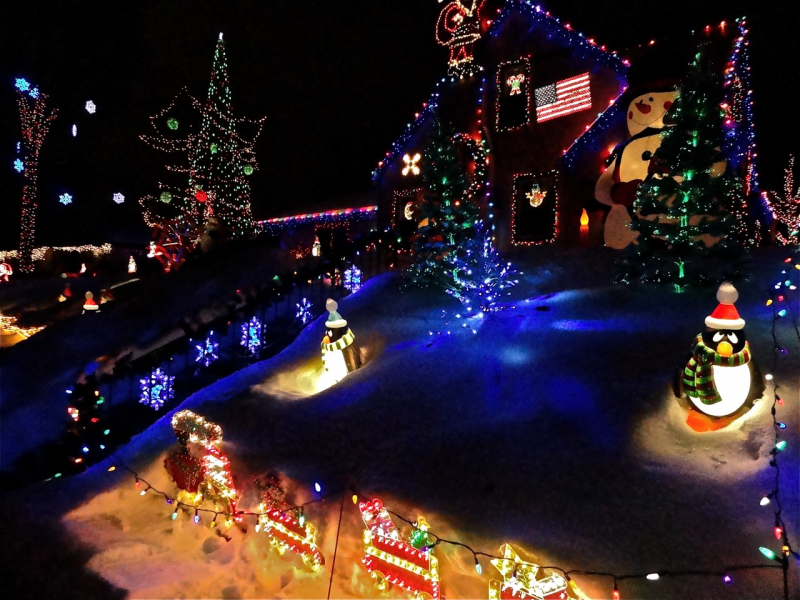 Where Are The Twin Cities Best Holiday Lights Shakopee