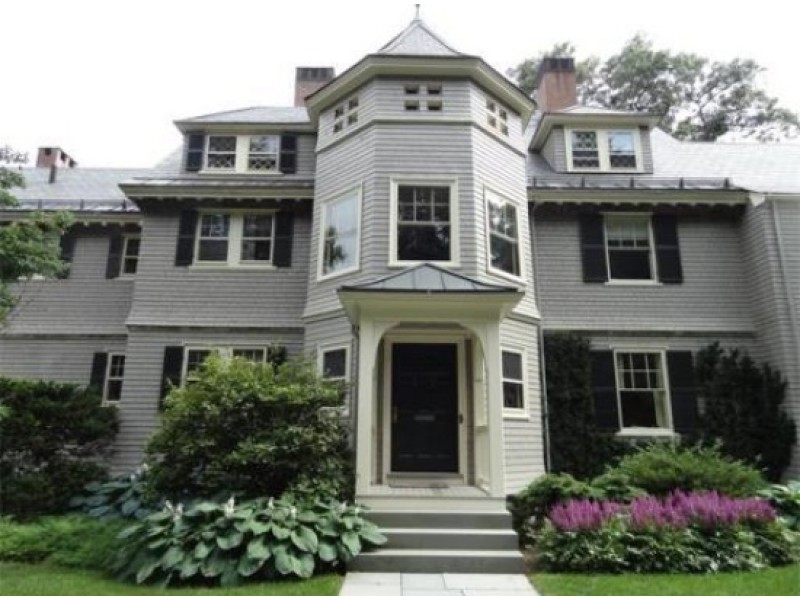 The 5 most expensive homes for sale in newton newton ma for Most expensive house in massachusetts