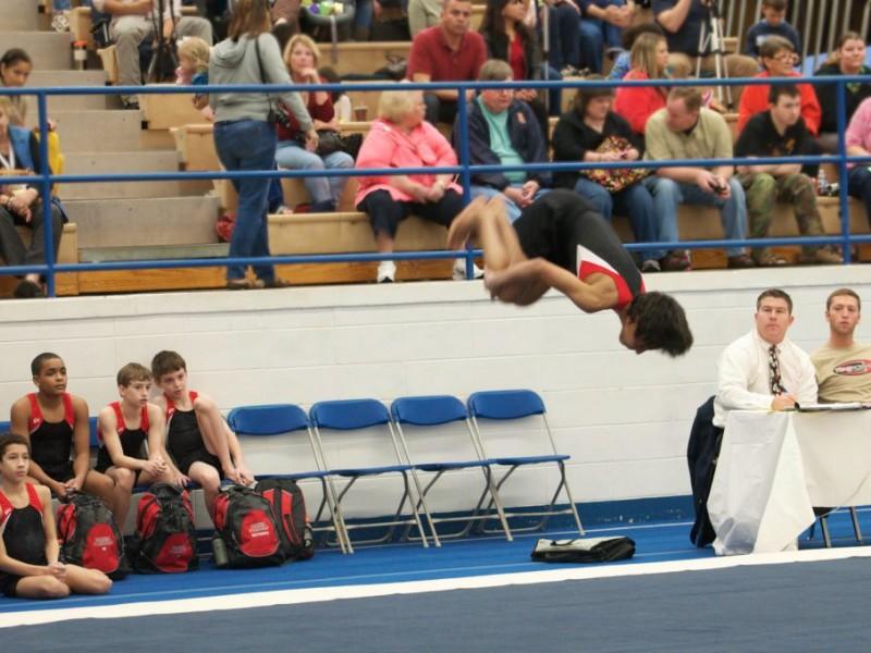 ga gymnastics meet results