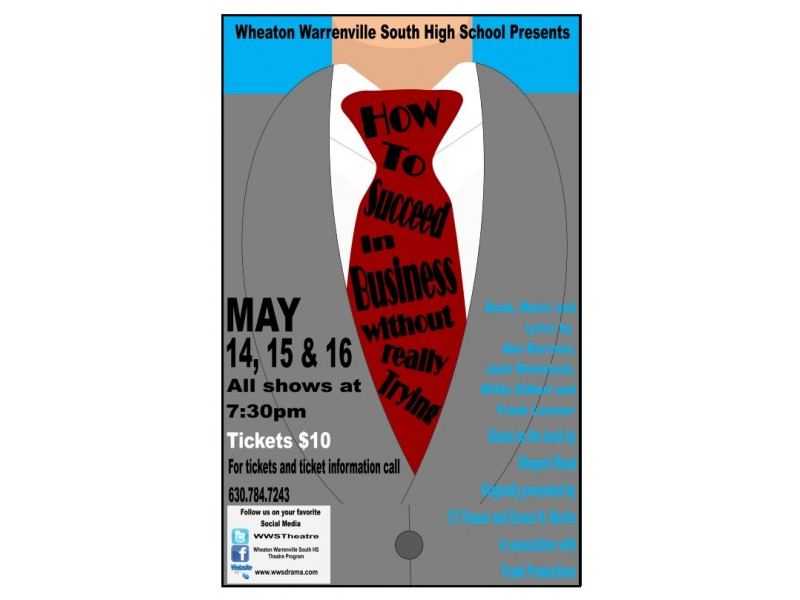 Wheaton Warrenville South Hs Presents How To Succeed In
