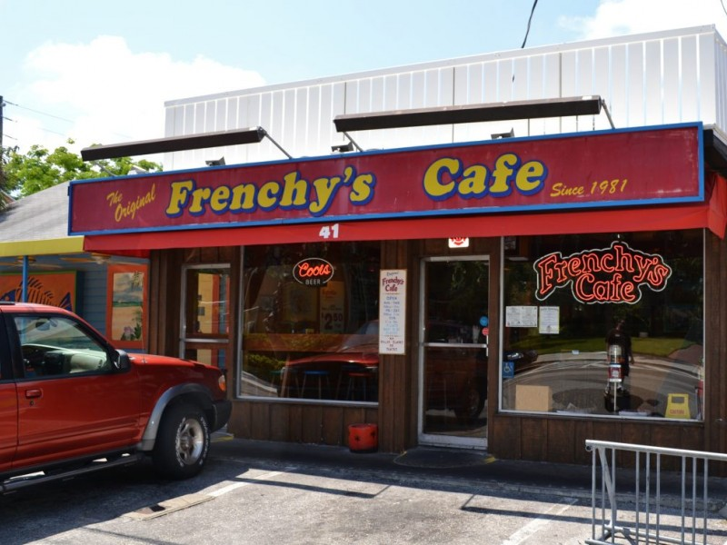 French Corner Cafe Palm Springs