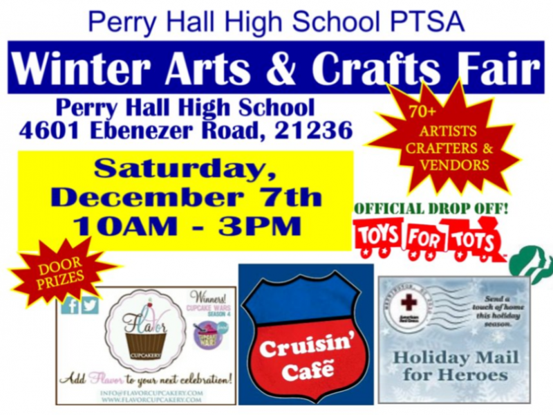 Parkville High School Craft Fair