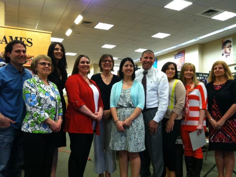 Montour Moon Favorite Teachers Honored Robinson Pa Patch