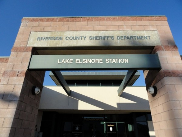 Blotter: Police Activity In Lake Elsinore And Wildomar ...