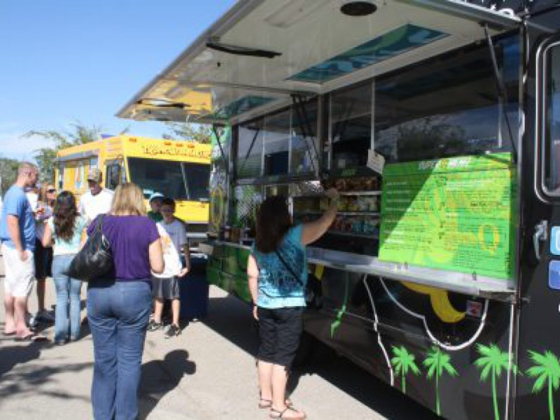 Food Trucks In Orange County Ca Today