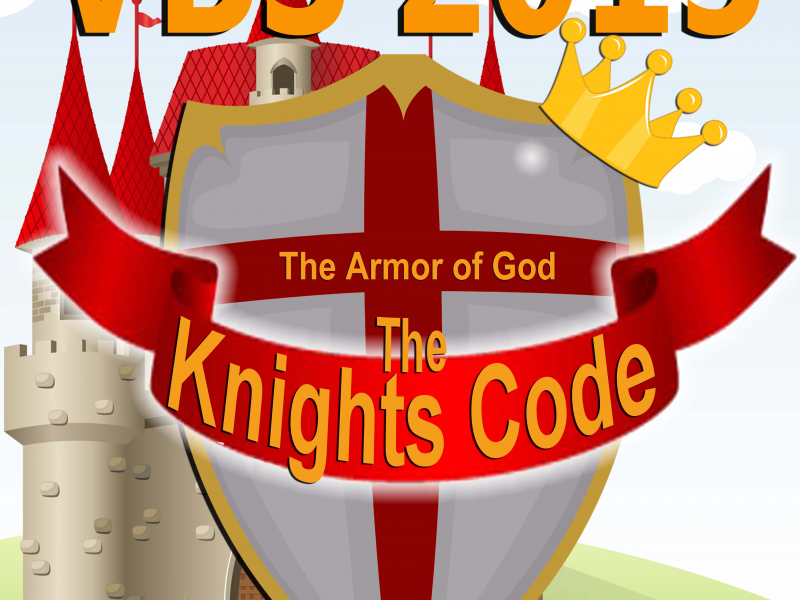 Vbs 2013 The Knights Code The Armor Of God Patch